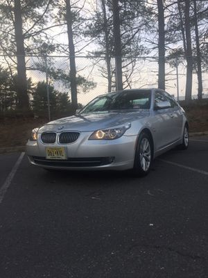 2010 BMW 5 Series for Sale for sale  Englishtown, NJ