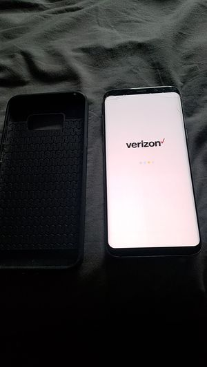 Verizon samsung galaxy s8 plus smart cellphone for Sale in Dana Point, CA