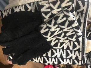 Michael Kors scarf & gloves for Sale in Alexandria, VA