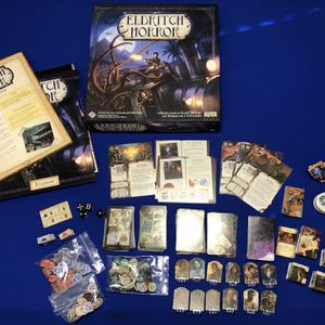 Eldritch Horror board game - punched not played for Sale in Gilbert, AZ