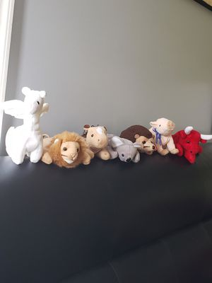 Lot #5 Ty Beanie Babies for Sale in Rosedale, MD