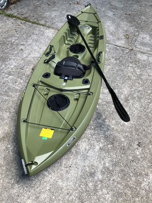 Lifetime Tamarack 100 Angler Kayak for Sale in Ellenwood, GA