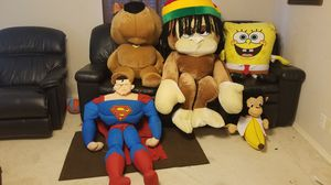 STUFFED ANIMALS for Sale in Kyle, TX