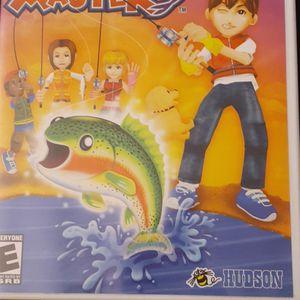 FISHING MASTER (Nintendo Wii + Wii U) for Sale in Lewisville, TX