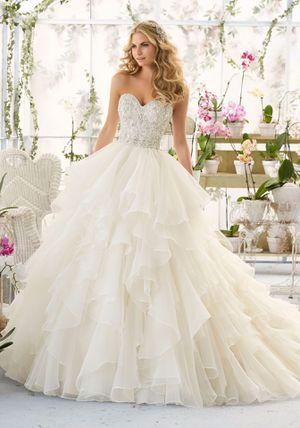 wedding dress Morilee for Sale in Riverview, FL