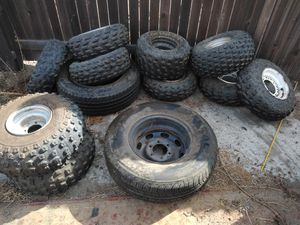 Tires for Quats for Sale in Stanton, CA