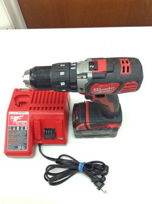 """Milwaukee m18 2607-20 cordless 1/2"""" hammer drill driver-18 volt for Sale in Dearborn Heights, MI"""