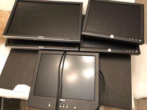 Dell Monitors Read Description for Sale in Miami, FL