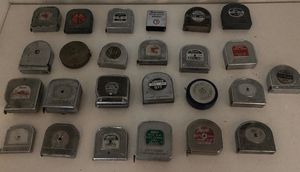 VINTAGE POCKET SIZE TAPE MEASURE COLLECTION for Sale in Long Beach, CA