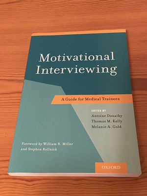 Motivational Interviewing: A Guide for Medical Trainees - Paperback - VERY GOOD for Sale in San Jose, CA