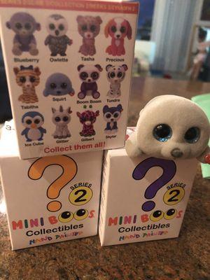 Mini Boos collectibles for Sale in Miami, FL