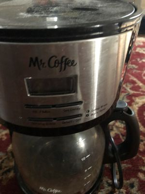 Mr Coffee Maker for Sale in West Columbia, SC