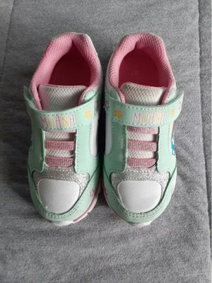Moana Toddler Shoes (9T) for Sale in OCEAN BRZ PK, FL