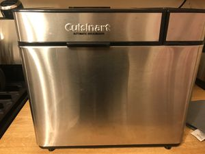 Cuisinart - Bread maker for Sale in Streamwood, IL