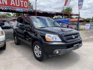 2003 Honda Pilot for Sale in San Antonio, TX