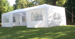 7 wall 10' x 30' Outdoor Wedding/Event tent with windows for Sale in Suisun City, CA