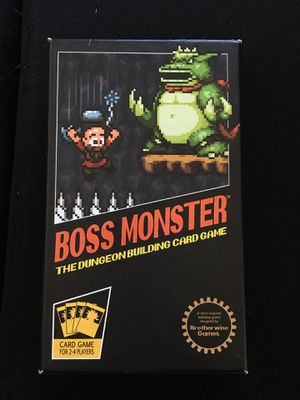 Boss Monster board game for Sale in Boston, MA