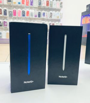 Samsung galaxy note 10+ $40 downpayment for Sale in BVL, FL