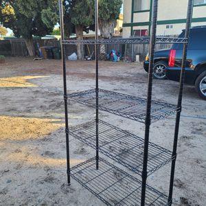 Metal Shelving Storage Rack for Sale in Fullerton, CA