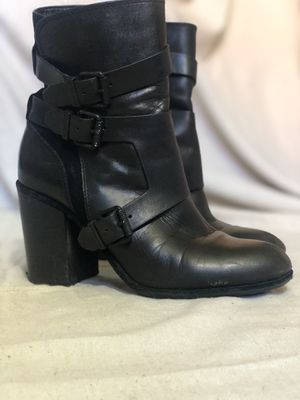 Calvin Klein Jeans boots size 10 for Sale in New York, NY