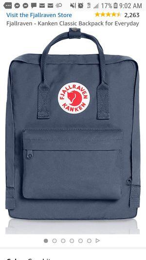Henderson pick up! Brand new full size kanken backpack for Sale in Henderson, NV