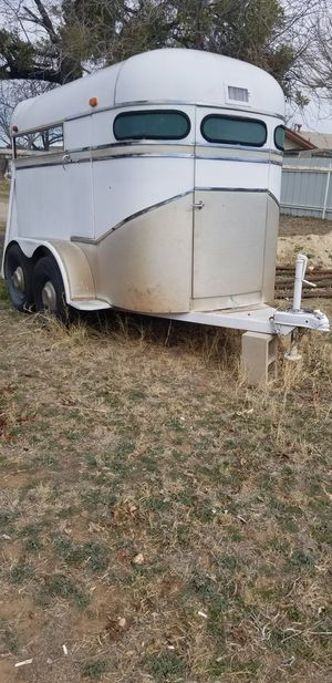 2 horse trailer for Sale in San Angelo, TX