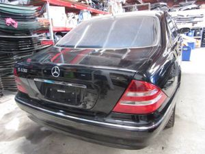 2002 Mercedes Benz s class s430 s500 s600 for parts for Sale in Dallas, TX
