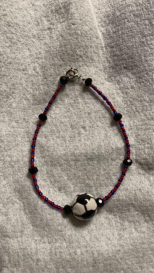 Soccer bracelet for Sale in Tigard, OR