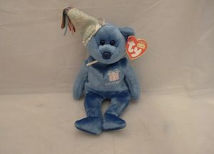 TY BEANIE BABIES - HAPPY BIRTHDAY BEAR - SEPTEMBER for Sale in Aliquippa, PA