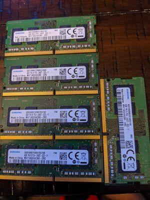 20GB (5 X 4GB) SODIMM for Sale in Santee, CA