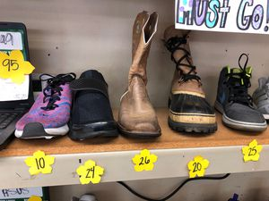 Final sale on shoes‼️‼️ for Sale in Pasadena, TX