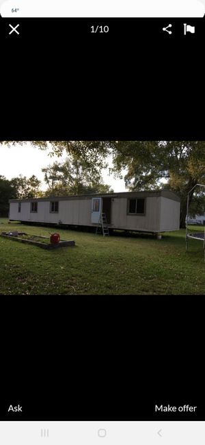 Mobile Home Sold As is.. for Sale in Houston, TX