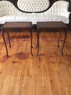End tables for Sale in Newark, CA