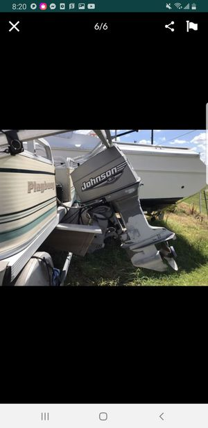 2000 playbouy pontoon boat for Sale in Dallas, TX