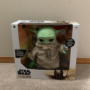 Star Wars Baby Yoda for Sale in Cornelius, OR