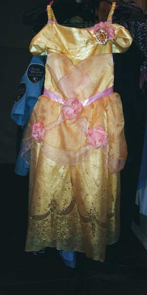 Princess and her security costumes holloween for Sale in San Antonio, TX