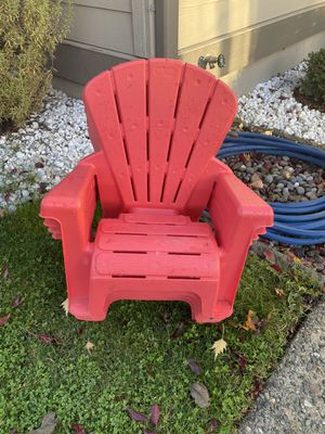 Kids chair for Sale in Seattle, WA