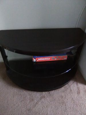 little freezer somebody get me for mother's day and I know you said no more and tv table good condition for Sale in Brandon, FL