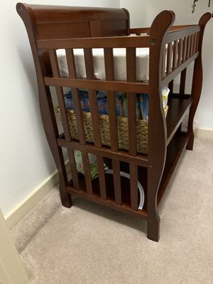 Classic Changing Table / Storage!! 50!! for Sale in Frederick, MD