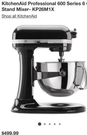 KitchenAid pro mixer 600 for Sale in Las Vegas, NV