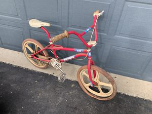 Buying today old bmx freestyle style bikes and parts any condition for Sale in North Huntingdon, PA