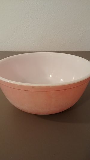 Pyrex Pink Mixing Bowl Vintage for Sale in Gresham, OR
