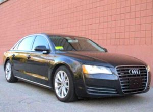 Black '11 Audi A8L for Sale in Tiffin, OH