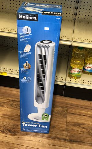 Remote control tower fan for Sale in Phoenix, AZ