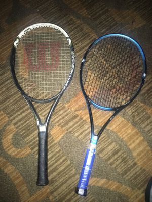 Tennis rackets for Sale in Glen Burnie, MD