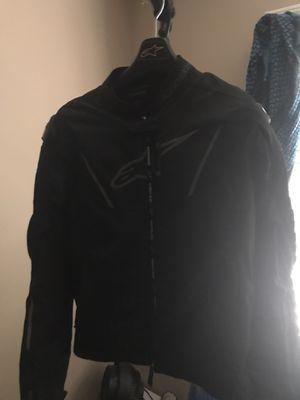 Aplinestar motorcycle jacket for Sale in Alpharetta, GA