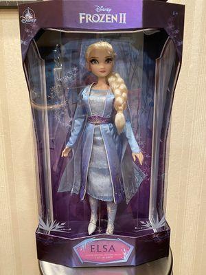 Elsa Frozen 2 Limited Edition for Sale in Walnut Creek, CA