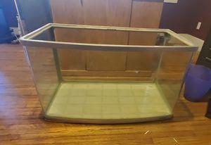 60 Gallon Bow Front Aquarium Fish Tank for Sale in Fullerton, CA
