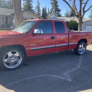 2001 Chevy Silverado 1500 for Sale in Modesto, CA