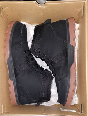 Men's DC WOODLAND BOOTS for Sale in Hamilton, OH